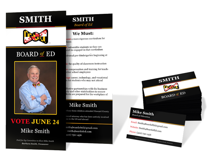 Mike Smith Campaign