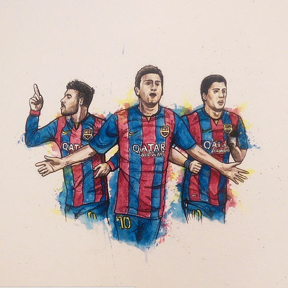 watercolor_barca